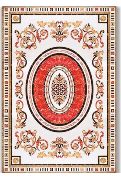 Mossai̇ca Md 121805 Hazar Granit Yer Dekor 120 x 180 cm
