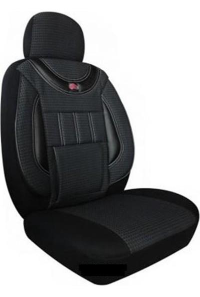 KGS Volkswagen Caddy Eski Kasa Oto Koltuk Kılıfı Jakarlı Siyah