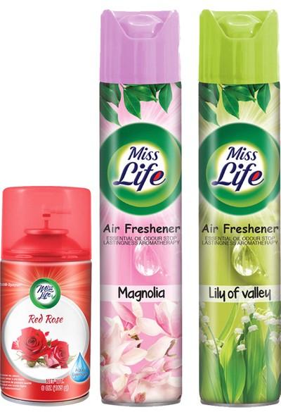 Miss Life Süper 2'li 400 ml ve 250 ml Set