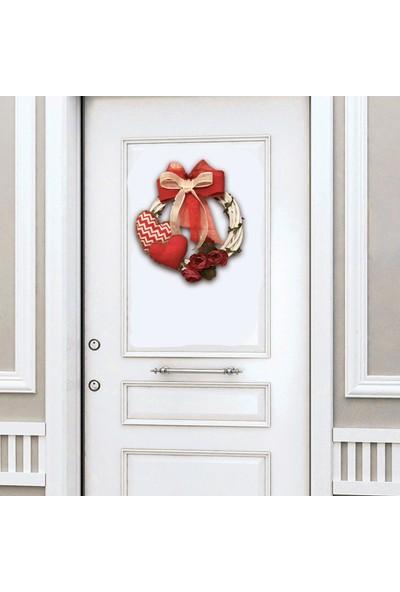 Db Handmade Arts & Crafts Sarmaşık Kapı Süsü Çelengi