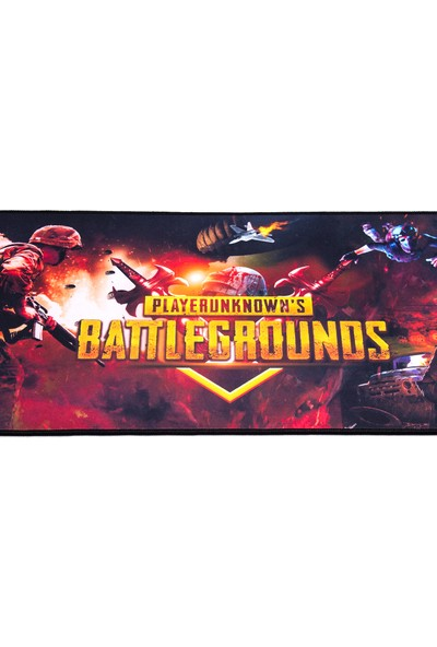 Gamerloot Pubg Büyük Boy Mousepad 70 x 30 cm