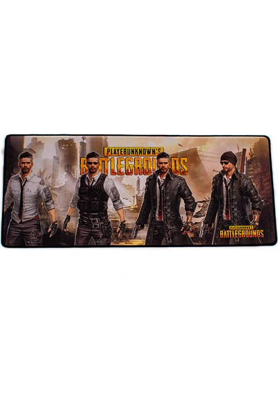 Gamerloot Pubg Büyük Boy Mousepad - 70 x 30 cm - Mp6
