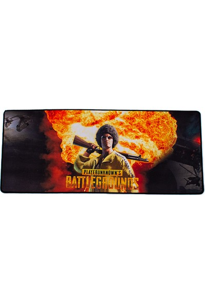 Gamerloot Pubg Büyük Boy Mousepad - 70x30cm Mp7