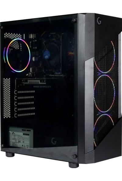 Game Garaj Pollux 3TN-C01INTEL Core i3 9100F Nvidia GTX 1650 8GB 240GB SSD Freedos Oyun Bilgisayarı