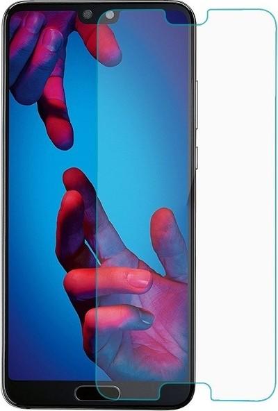 Engo Huawei P20 Ekran Koruyucu Nano Cam İnce Esnek 9H Temperli Campet Ekran Koruyucu