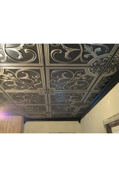 Polsis PT17 Strafor Dekoratif Tavan Kaplama Paneli 8'li