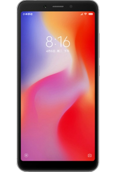 KZN Xiaomi Redmi 6A Nano Cam Ekran Koruyucu 9H