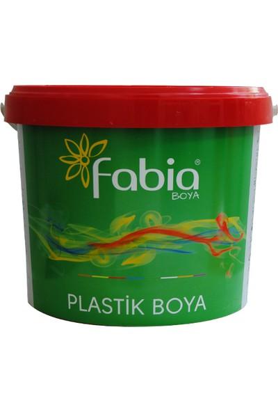 Fabia Boya Plastik Boya Gül Beyaz 10 kg