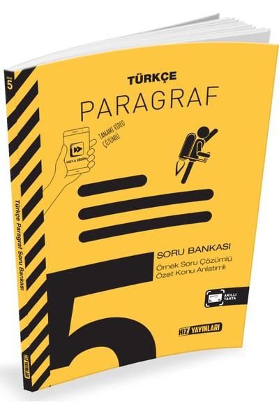 Türkçe Paragraf Soru Bankası - 2019 5. Sınıf