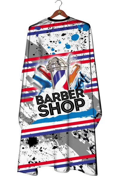 Barber Mood Cape E100 Saç Kesim Önlüğü Penuar