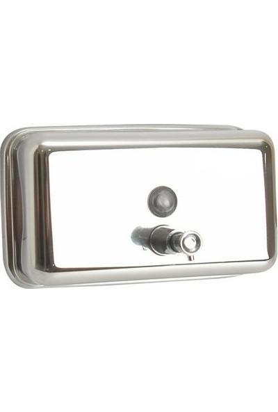 Arı Metal 7298 Sıvı Sabunluk Yatay Paslanmaz 1 Lt