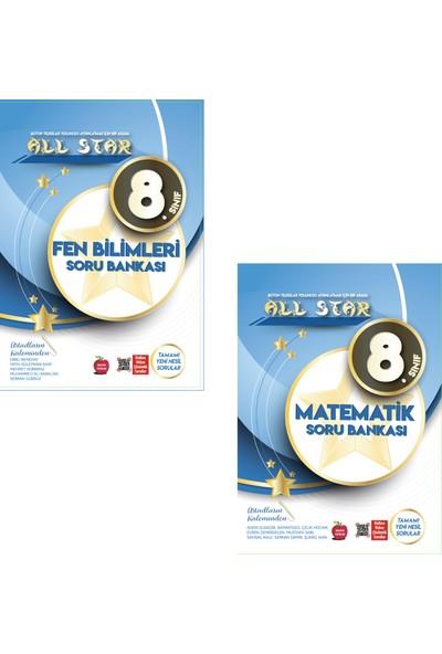 Newton Yayınları 8. Sınıf All Star Matematik ve Fen Bilimleri Seti