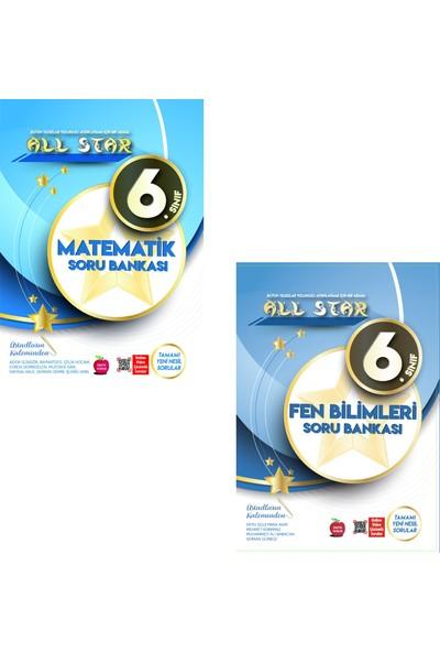 Newton Yayınları 6. Sınıf All Star Matematik ve Fen Bilimleri Seti