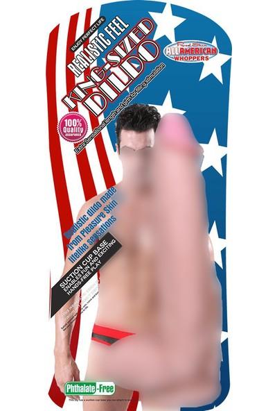 Nmc Blade Master 30 cm Kalın Ten Rengi Realistik Penis
