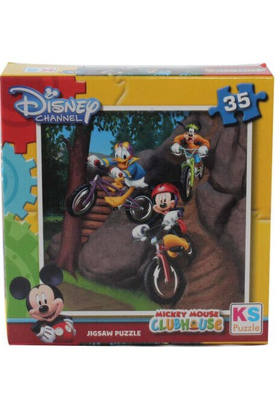 Ks Puzzle Disney Channel Mickey Mouse Clubhouse