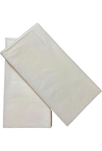 Soft Kağıt Baskısız 33 x 33 2 Kat Peçete 2400'lü Koli