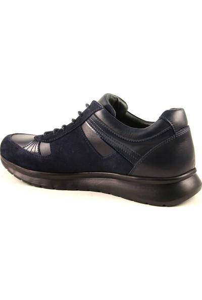 Forelli 37702 Erkek Lacivert Comfort Ayakkabı