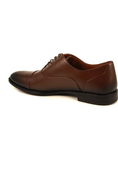 Forelli 40615 Erkek Kahverengi Deri Ayakkabı