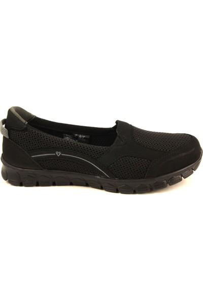 Forelli 61015 Kadın Siyah Spor Ayakkabı