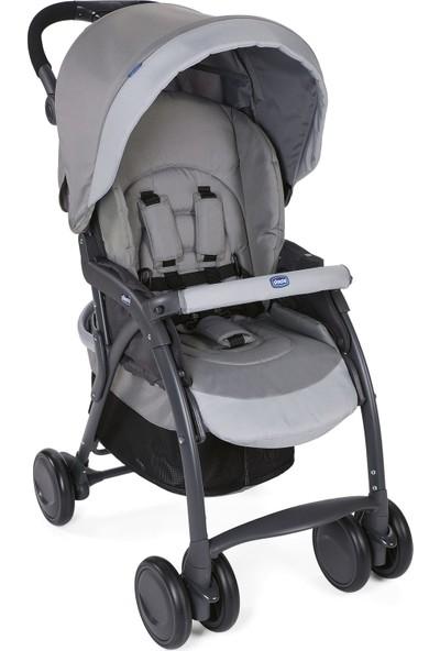 Chicco Simplicity Plus Top Bebek Arabası - Grey