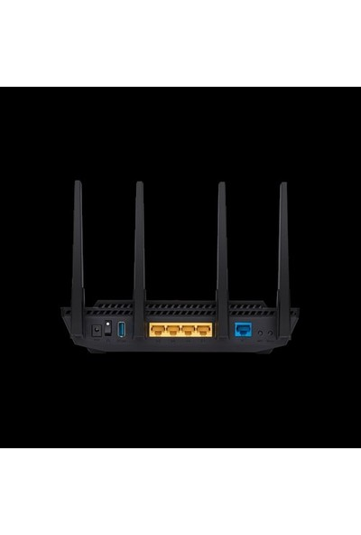 Asus RT-AX58U DualBand Gaming Ai Mesh AiProtection Torrent Bulut DLNA 4G VPN Router Access Point