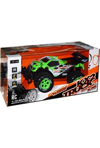 Furkan Toys Uzaktan Kumandalı Şarjlı Büyük Jeep