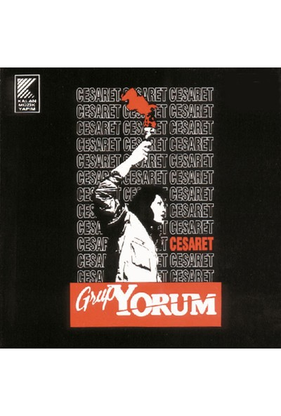 Grup Yorum - Cesaret - CD