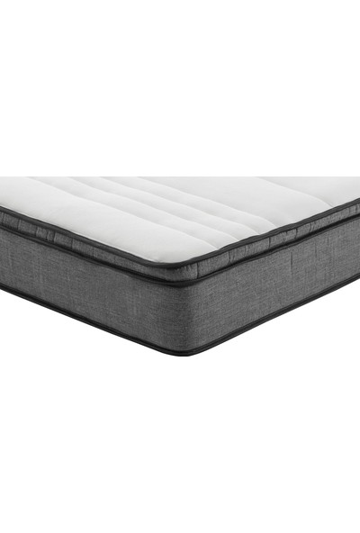 Heyner İnfini Visco Pedli Yaylı Yatak Coton 5 cm Visco Katmanlı Yaylı Yatak 60 x 120 cm