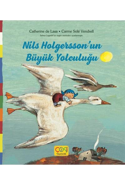 Nils Helgersson'un Büyük Yolculuğu - (6-9 Yaş)