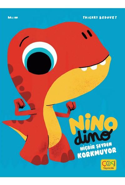Nino Dino Hiçbir Şeyden Korkmuyor - (3-6 Yaş)