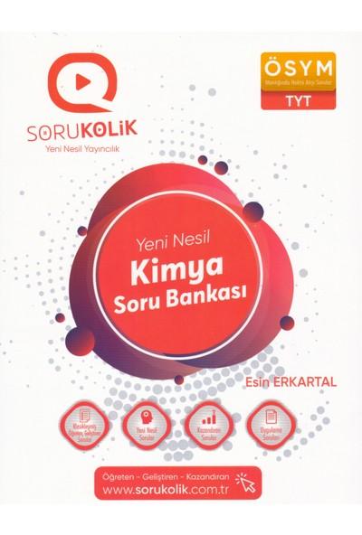 Sorukolik Yayınları TYT Kimya Soru Bankası