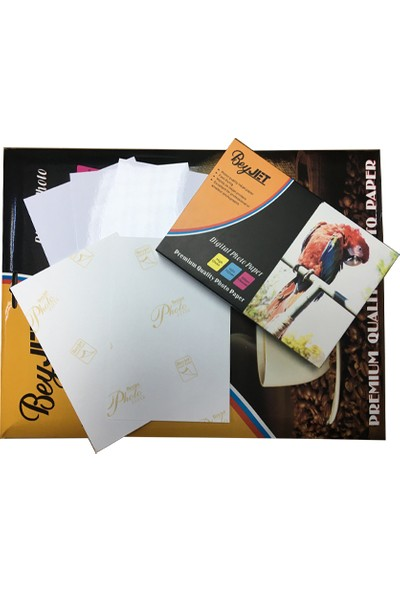 Beyjet Inkjet Fotoğraf Kağıdı 30 x 40 260 g Parlak