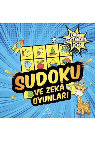 Sudoku ve Zeka Oyunları Dahi Çocuklar Için
