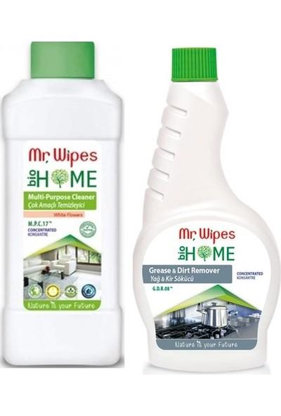 Farmasi Mr. Wipes Konsantre Çok Amaçlı Temizleyici Sabun Kokulu + Yağ & Kir Çözücü 500 ml
