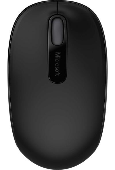 Microsoft RJN-00007 Bluetooth Mouse Siyah + Dexim DCA0026-B 10000 mAh M16 Type-C Powerbank Siyah