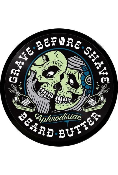 Grave Before Shave Aphrodisiac Blend Beard Balm, 4 Oz