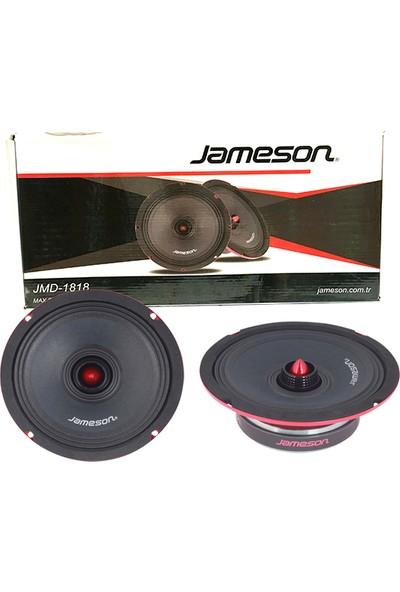 Jameson JMD-1818 18 cm 250 Watt Mıdrange