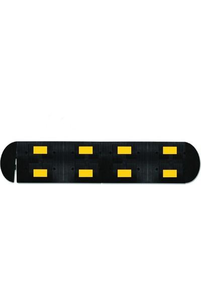 İlgi Trafik Kasis Hız Kesici Yol Kasisi Kauçuk Kasis 3.5 m 50 x 40 cm