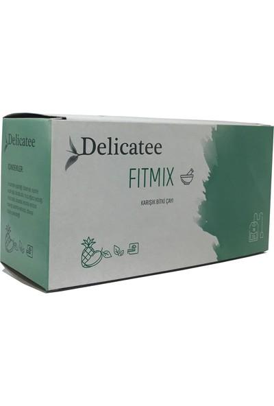 Delicatee Fıtmix Bitkisel Karışım Çayı 6'lı