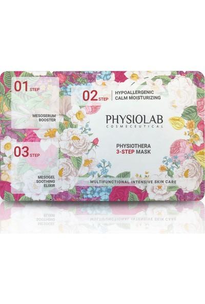 Physiolab Bb Sonrası Üçlü Maske ve Cilt Sakinleştirici