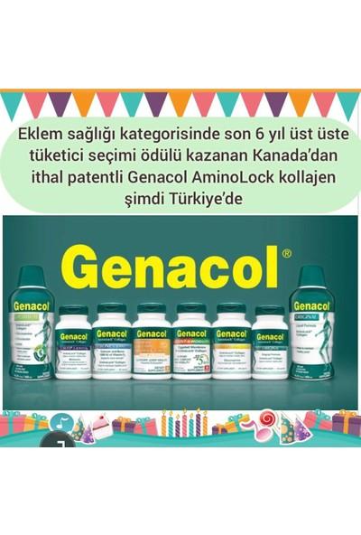 Genacol Curcumin Hidrolize Kollajen & Curcuminoids İçeren Takviye Edici Gıda (90 Kapsül)