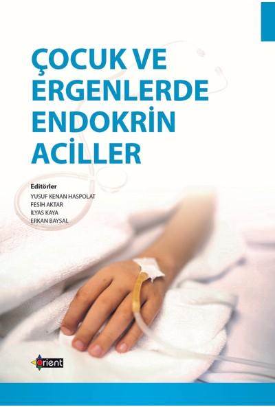 Çocuk Ve Ergenlerde Endokrin Aciller - Yusuf Kenan Haspolat