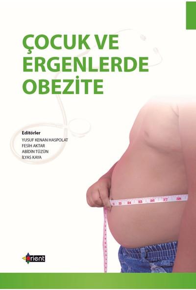 Çocuk Ve Ergenlerde Obezite - Yusuf Kenan Haspolat