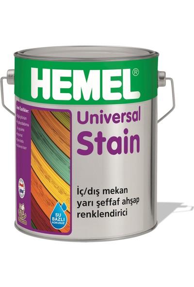 HEMEL Arge Universal Stain Yarı Şeffaf Ahşap Renklendirici Brown Walnut 2,5 lt