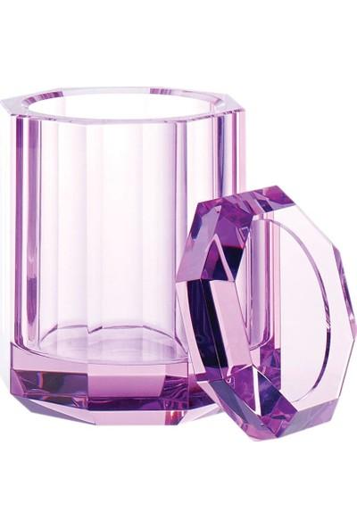 Decor Walther Kristal Violet Pamukluk