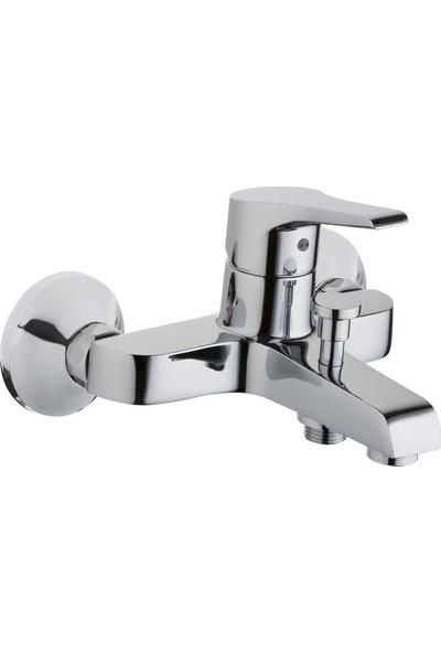 Nsk Visia Plus Banyo Bataryası Krom