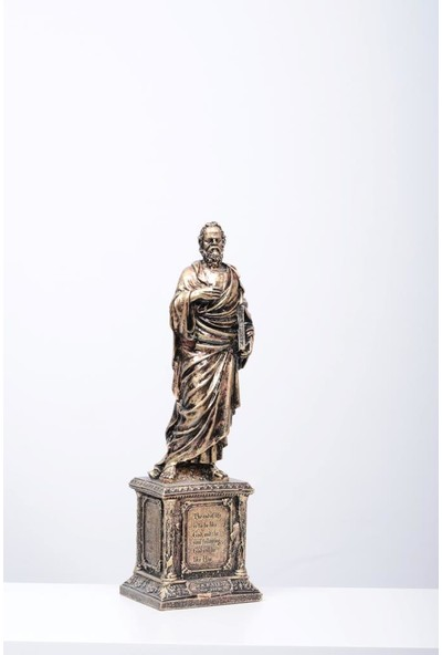 Yiğitoğlu Design En Büyük Boy Sokrates