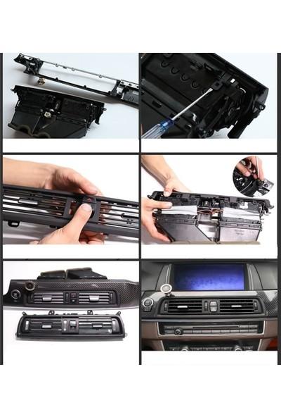 Wender Parts BMW F10 Torpido Orta Havalandırma Izgarası Siyah 64229166885