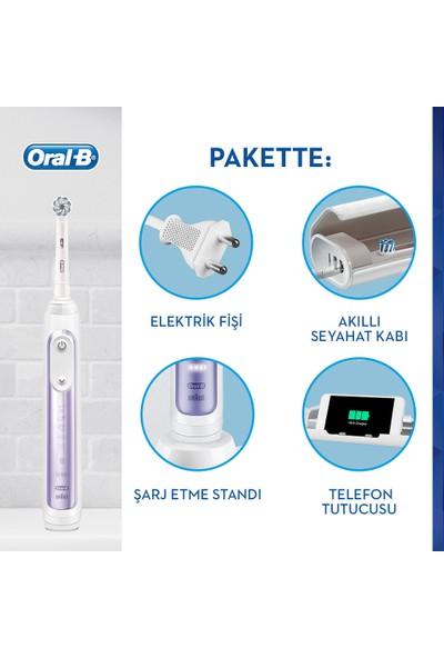 Oral-B Genius 10000 Orchid Purple Şarj Edilebilir Diş Fırçası