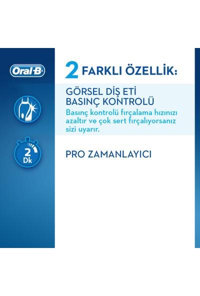 Oral-B Pro 2000 Şarj Edilebilir Diş Fırçası